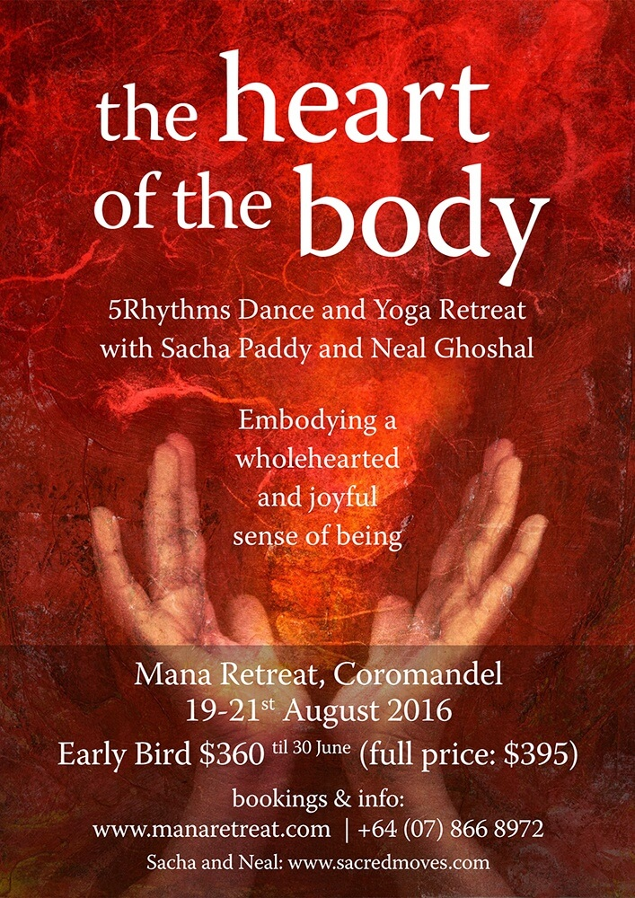 Heart Of The Body Retreat